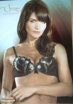 Ultimo brochure - Helena Christensen cover (Autumn/Winter 2006)