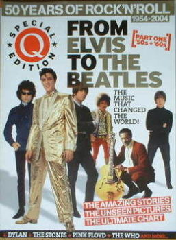 Q Special Edition magazine - The 50s & 60s