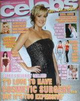 <!--2007-12-30-->Celebs magazine - Beverley Callard cover (30 December 2007)