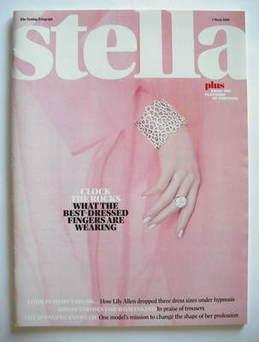 <!--2008-03-02-->Stella magazine - Clock The Rocks cover (2 March 2008)