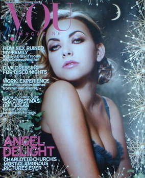 <!--2005-11-13-->You magazine - Charlotte Church cover (13 November 2005)