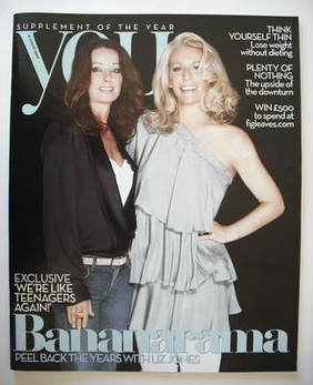<!--2009-08-16-->You magazine - Bananarama cover (16 August 2009)
