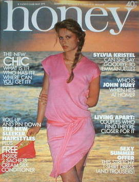 <!--1979-05-->Honey magazine - May 1979