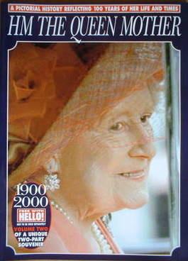 Hello! supplement - HM The Queen Mother 1900-2000 (Volume 2)