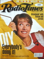 <!--1997-07-26-->Radio Times magazine - Carol Smillie cover (26 July-1 August 1997)