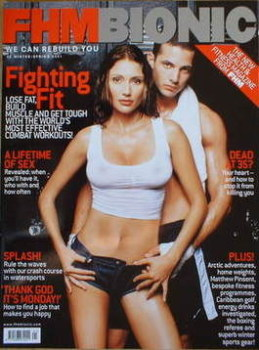 FHM Bionic Magazine (Winter 2000/Spring 2001)