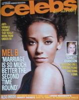 <!--2008-09-07-->Celebs magazine - Mel B cover (7 September 2008)