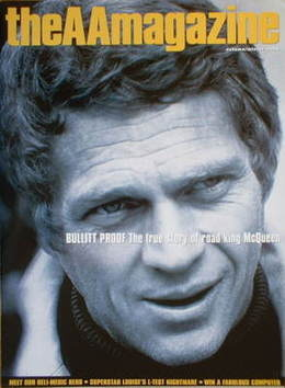 The AA magazine - Steve McQueen issue (Autumn/Winter 2000)