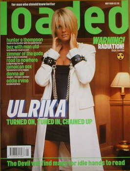 <!--1998-05-->Loaded magazine - Ulrika Jonsson cover (May 1998)