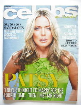Celebs magazine - Patsy Kensit cover (7 June 2009)