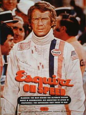Esquire supplement - Steve McQueen cover (1997)