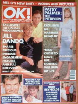 OK! magazine - Jill Dando cover (5 March 1999 - Issue 151)