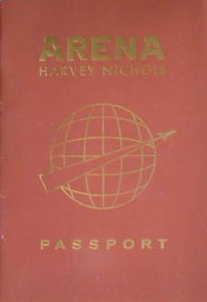 Arena supplement - Harvey Nichols Passport supplement