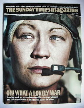 <!--2008-04-27-->The Sunday Times magazine - Oh, What A Lovely War cover (2