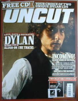 Uncut magazine - Bob Dylan cover (January 2005)
