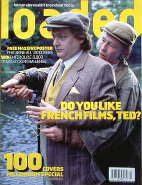 <!--2000-01-->Loaded magazine - Ted & Ralph cover (January 2000)