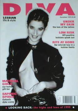 DIVA magazine (December 1999)