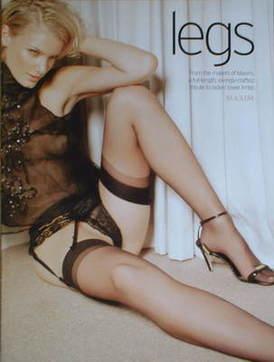 MAXIM supplement - Legs
