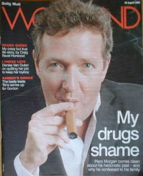 Weekend magazine - Piers Morgan cover (30 August 2008)
