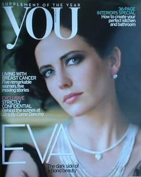 <!--2008-10-19-->You magazine - Eva Green cover (19 October 2008)