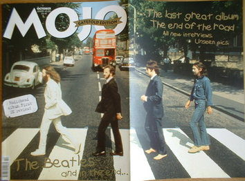 <!--2000-10-->MOJO magazine - The Beatles cover (October 2000 - Issue 83)