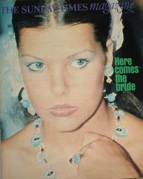 <!--1978-06-25-->The Sunday Times magazine - Princess Caroline cover (25 Ju