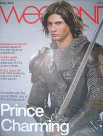 Weekend magazine - Ben Barnes cover (7 June 2008)