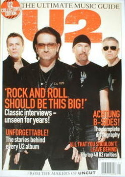 The Ultimate Music Guide magazine - U2 (Issue 1 - April 2009)