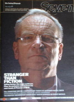 Seven magazine - Jeffrey Archer cover (2 March 2008)
