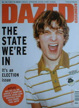 <!--2005-05-->Dazed & Confused magazine (May 2005)