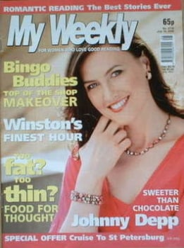 My Weekly magazine (16 July 2005)