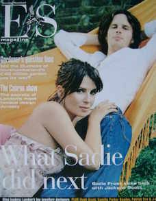 <!--2004-07-23-->Evening Standard magazine - Sadie Frost cover (23 July 2004)