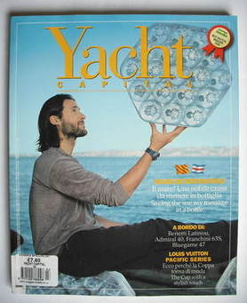 Yacht Capital magazine (March 2009)