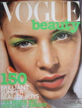 British Vogue supplement - Vogue beauty (150 Brilliant Summer Beauty Buys)