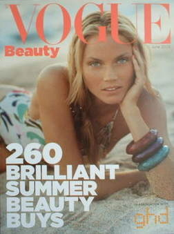 British Vogue supplement - 260 Brilliant Summer Beauty Buys