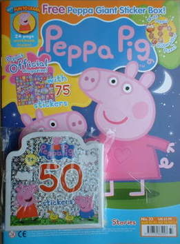 <!--2009-02-->Peppa Pig magazine - No. 33 (February 2009)