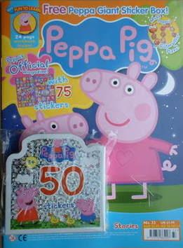 <!--2009-02-->Peppa Pig magazine - No. 33 (February 2009)