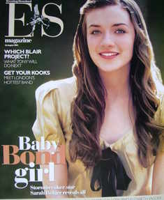 <!--2006-08-18-->Evening Standard magazine - Sarah Bolger cover (18 August 2006)
