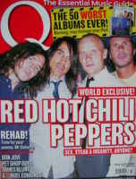 <!--2006-05-->Q magazine - Red Hot Chili Peppers cover (May 2006)