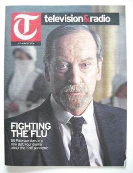 Television&Radio magazine - Bill Paterson cover (1 August 2009)