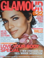 <!--2002-07-->Glamour magazine - Halle Berry cover (July 2002)