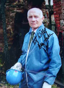 Barry Jackson autograph (Midsomer Murders)