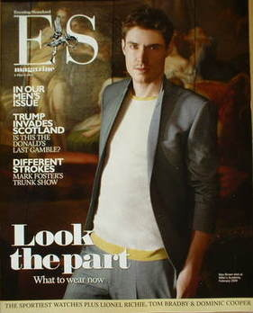 <!--2009-03-06-->Evening Standard magazine - Max Brown cover (6 March 2009)
