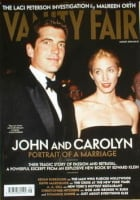 <!--2003-08-->Vanity Fair magazine - John Kennedy Jr and Carolyn Bessette cover (August 2003)