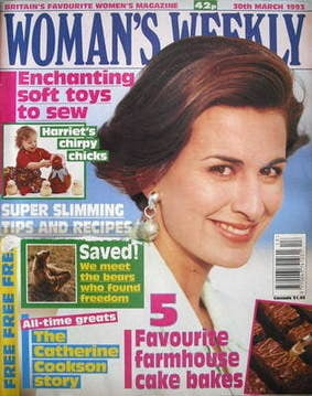 <!--1993-03-30-->Woman's Weekly magazine (30 March 1993)