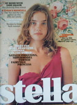 <!--2005-11-06-->Stella magazine - Natalia Vodianova cover (6 November 2005