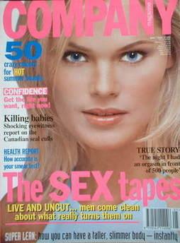 Company magazine - May 1996