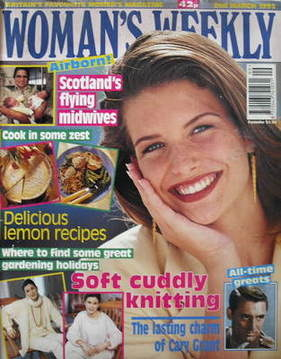 <!--1993-03-02-->Woman's Weekly magazine (2 March 1993)