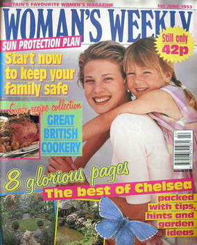 <!--1993-06-01-->Woman's Weekly magazine (1 June 1993)