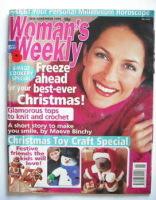 <!--1999-11-16-->Woman's Weekly magazine (16 November 1999)